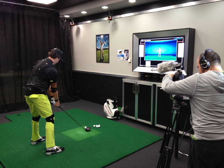 Golf Getaway Taylor Made Performance Lab