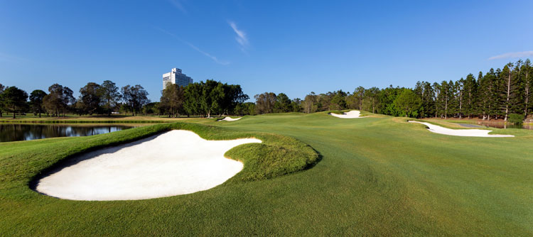 Golf University RACV Royal Pines Golf Resort