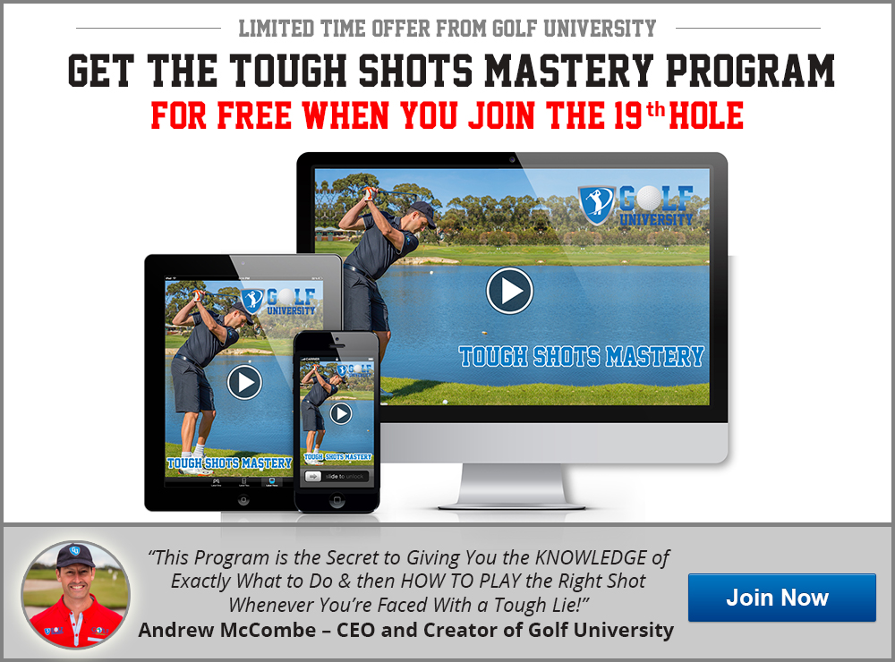 Golf_University_Tough_Shots_Mastery_Program